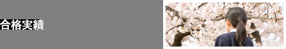合格実績 | 大阪 八尾の個別指導塾ならM.O.E.進学セミナー